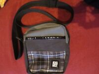 Beck and Hersey small messenger bag/ man bag - Used Good Condition