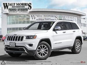2014 Jeep Grand Cherokee Limited - LEATHER, COMMAND START