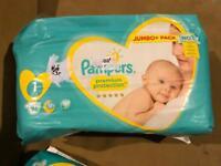 Pampers newborn