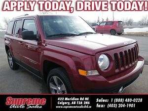 2016 Jeep Patriot Sport/North S.ROOF/H.SEATS/R.START