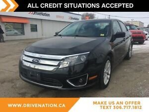 2010 Ford Fusion SEL V6, ALLOY WHEELS, BLUETOOTH, SATELLITE R...