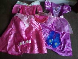 Girls fancy dress costumes age 4-5years