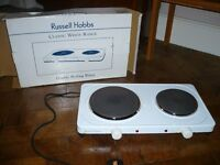 Russell Hobbs double boiling rings