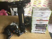 Xbox360 and games with Kinect