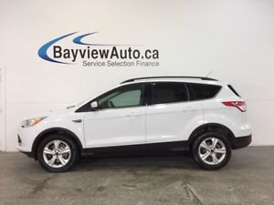 2016 Ford ESCAPE SE - 4WD! REV CAM! SYNC! HTD STS!
