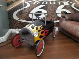 Pedal car, childs