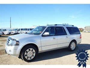 2014 Ford Expedition Max Limited 4x4 - Seats 8, 64,064 KMs