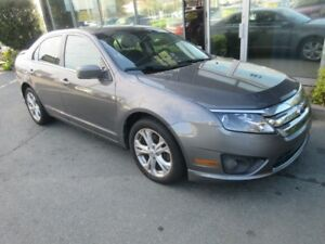 2012 Ford Fusion SE AUTO WITH ALLOYS