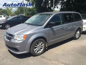 2013 Dodge Grand Caravan SXT * Stow 'N Go * DVD * Camera * Rear