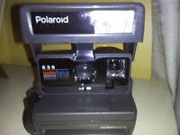 Polaroid 636 autofocus