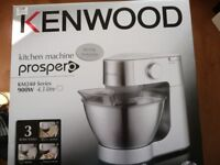 KENWOOD KM240Si MIXER BRAND NEW IN BOX