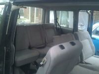 VW Volkswagen Caravelle T4 interior panels & roof lining Double Sliding Doors 1991-2003