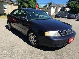 2000 Audi A6 2.7T - 4X4 - SAFETY & E-TESTED
