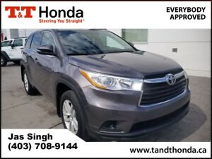 2016 Toyota Highlander LE* Rear Camera, Bluetooth, AUX/USB*
