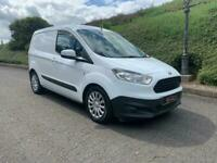 2016 FORD TRANSIT COURIER MOT TILL MARCH 2022 PART SERVICE HISTORY