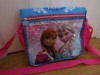 Disney Frozen Messenger Bag Ideal For School Or Just A Spare Bag