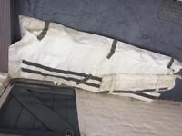 """5-6"""" stove flue liner insulation jacket"""