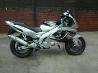 Yamaha YZF600R Thundercat 600cc Motorbike. Not R6, Thunderace, Bandit or Ninja