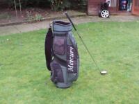 Golf Bag and Hood