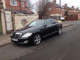 Mercedes benz s class w221