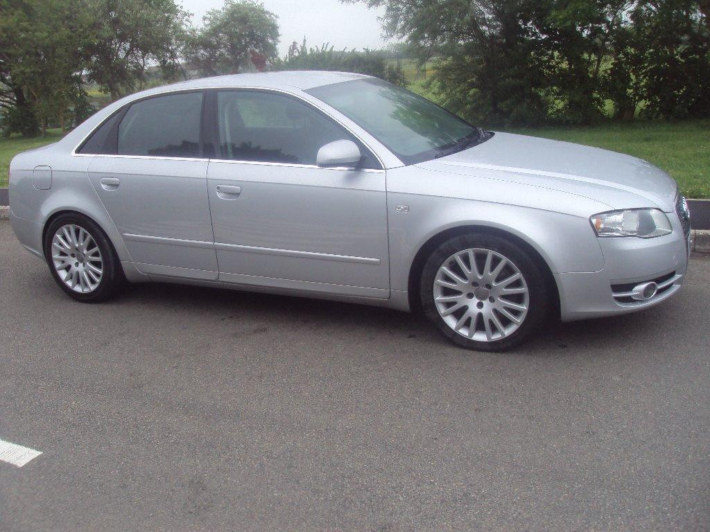 audi a4 2 0 tfsi se 2007 in padstow cornwall gumtree. Black Bedroom Furniture Sets. Home Design Ideas
