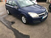 Vauxhall Astra 2005 cheap estate diesel £775ono