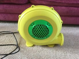 Bouncy castle blower, collection from Dereham