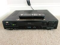JVC HR S7000 VHS VIDEO RECORDER