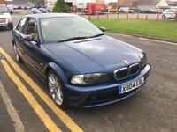 BMW 3 SERIES 318 Ci (blue) 2001