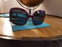 Ladies Custo fashion sun glasses