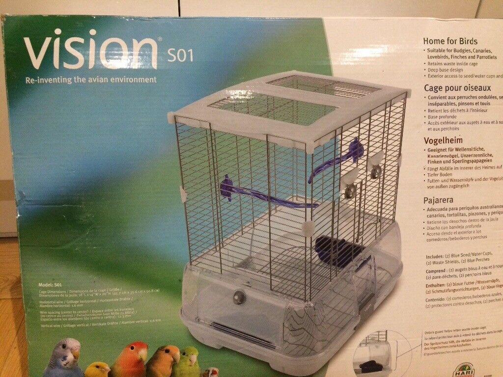 Bird cage Vision S01 | in Liberton, Edinburgh | Gumtree