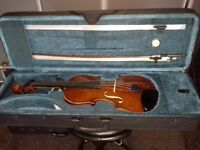 Two violins for sale