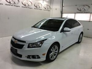 2014 Chevrolet Cruze 2LT / LEATHER / MOONROOF / BACK UP CAMERA