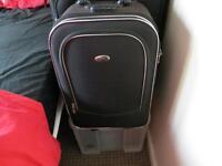 Black Cabin Bag