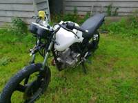 Zontes panther 125 project