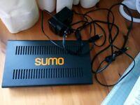 Sumo external hard drive
