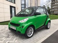 2007│Smart Fortwo 1.0 Passion Cabriolet 2dr │2 FORMER KEEPERS│HPI CLEAR│FULL SERVICE HISTORY│2 KEYS