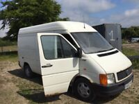 Volkswagen lt 35 2.5 tdi spare parts mwb high top Breaking