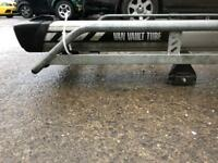 Mrk7 transit van roof rack with van vault tube