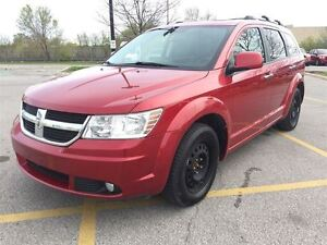 2010 Dodge Journey R/T | backup cam | nav | leather