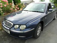 rover 75 parts petrol and diesel