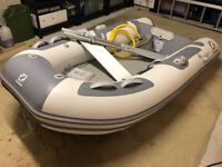 Zodiac Cadet 230 Aero Inflatable Dinghy in immaculate condition