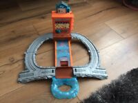 Thomas the tank/ and friends job lot 4 take 'n' play tracks ideal for christmas