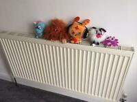 Moshi monsters teddy collection