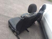 Vauxhall Astra MKIV Mk4 Van Seats