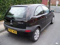 Vauxhall Corsa 1.2 SXi 2002 Long MOT, recent brakes,exhaust,service,good tyres,nice clean condition