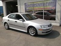 2004 Saab 9-3 condition remarquable toit cuir