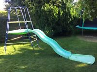 Classic Climbing Frame with Slide