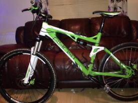 Ghost asx mountain bike