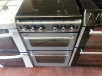 stoves gas cooker 50cm silver